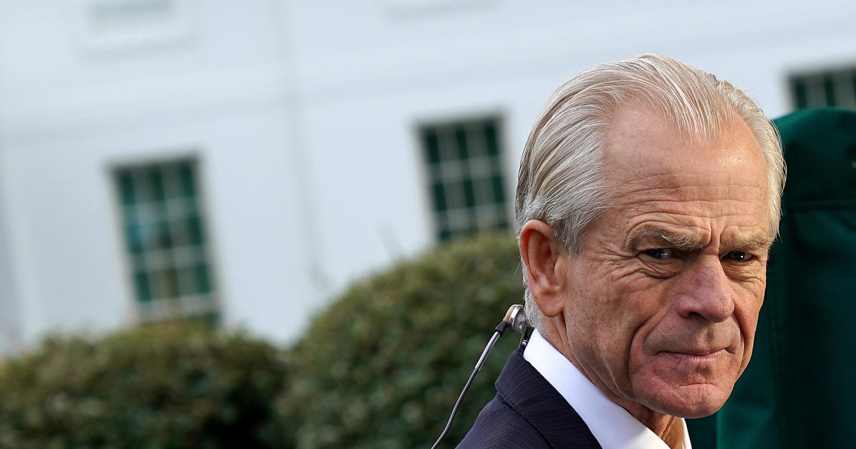 Peter Navarro pitches executive action to cut dependence on medicine made abroad