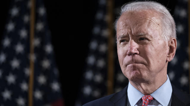 Candidate Joe Biden Delivers Remarks On Coronavirus Outbreak