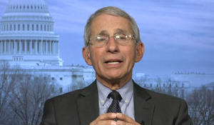 "Unclear how long ""stay-at-home"" orders will last, Dr. Fauci says"