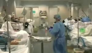 Italy suffers highest single-day death toll since coronavirus outbreak began