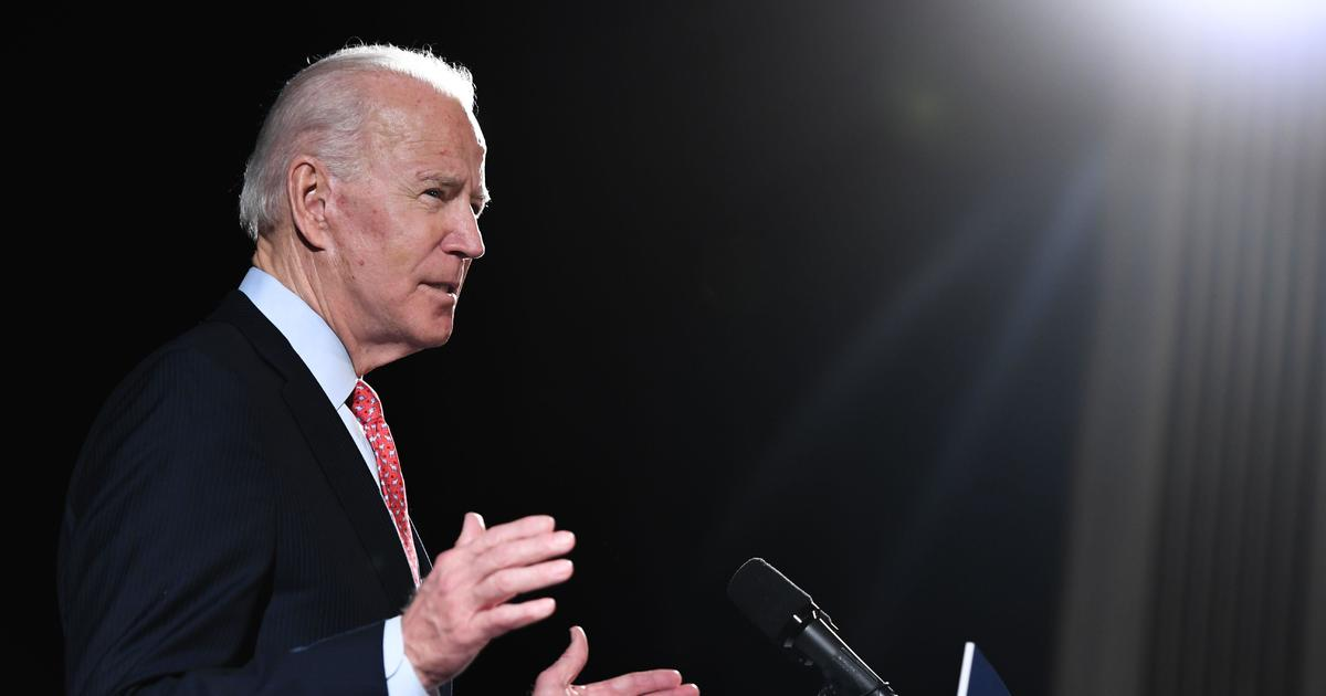 Biden adopts parts of Sanders' policies: lowering Medicare age and forgiving some college debt