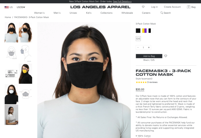 Fashion Designers Turn To Making Face Masks Amid Shortages Cbs News
