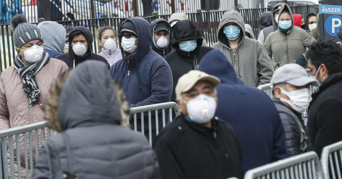 Coronavirus updates: Senate passes aid bill, U.S. deaths top 1,000