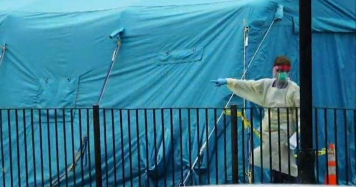 More states report high coronavirus cases as Senate details economic relief package