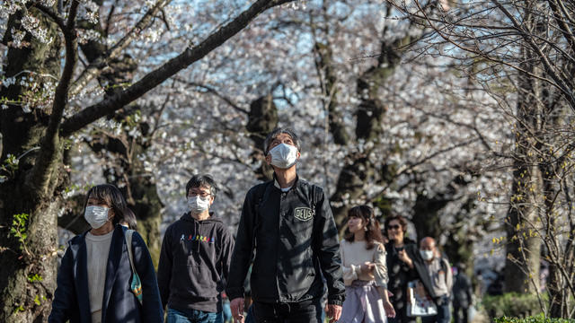 Japan Battles Against The Coronavirus Outbreak