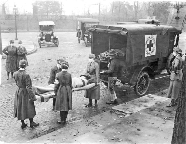 St. Louis saw the deadly 1918 Spanish flu epidemic coming. Shutting down the city saved countless lives