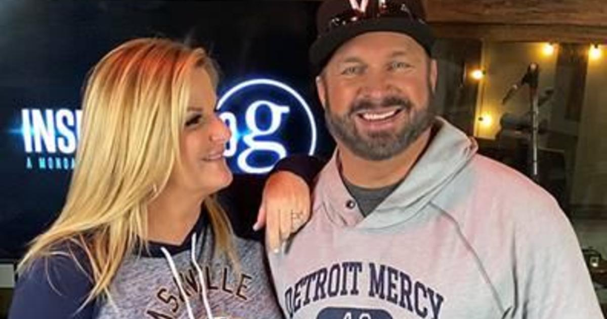 Garth Brooks and Trisha Yearwood to appear in CBS special