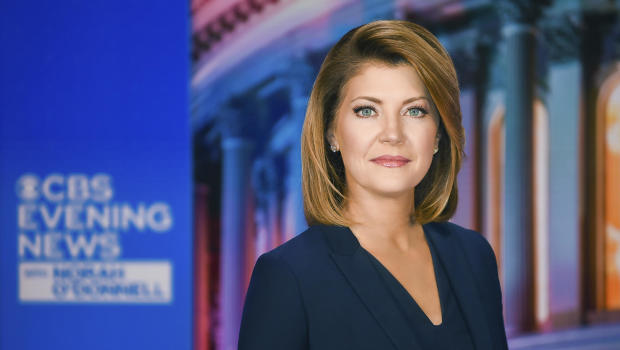 """CBS Evening News"" anchor and managing editor Norah O'Donnell"