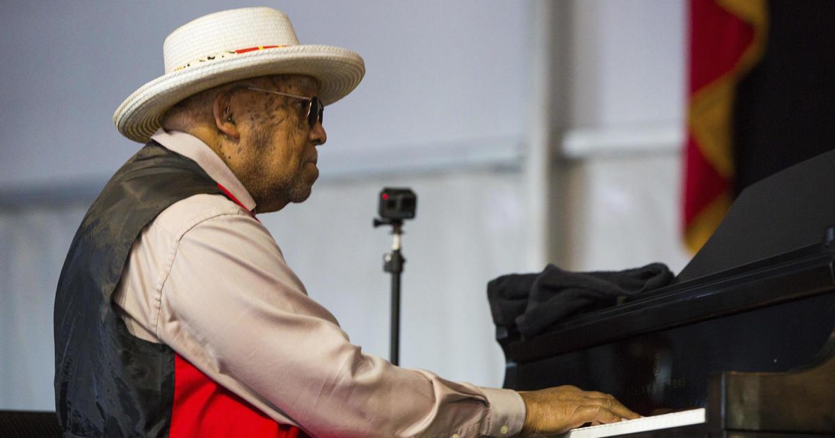 Ellis Marsalis Jr., famed jazz family`s patriarch, has...