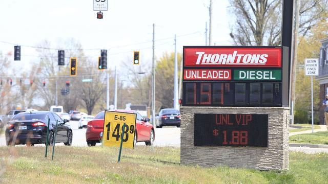 National Gas Price Average Drops Below 2 Dollars A Gallon