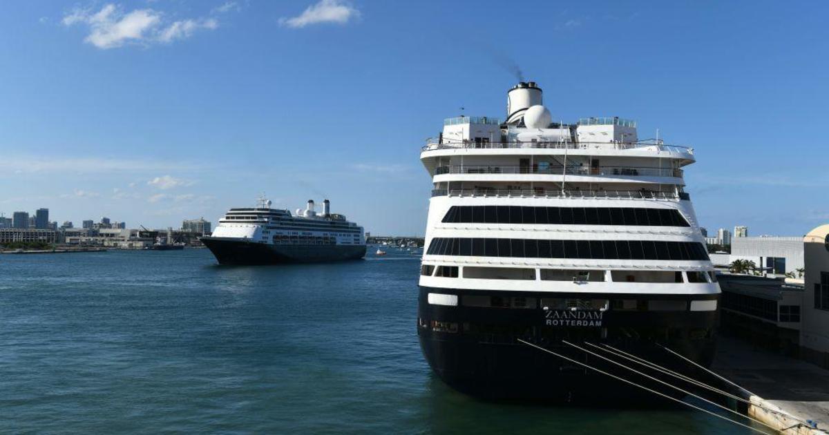 2 cruise ships with passengers sick with coronavirus dock ...