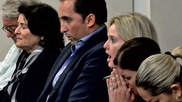Caroline Reuschel hears verdict