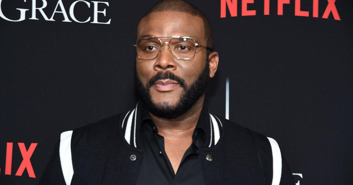 Tyler Perry pays grocery bills for elderly and high-risk shoppers at 73 stores in Atlanta and New Orleans