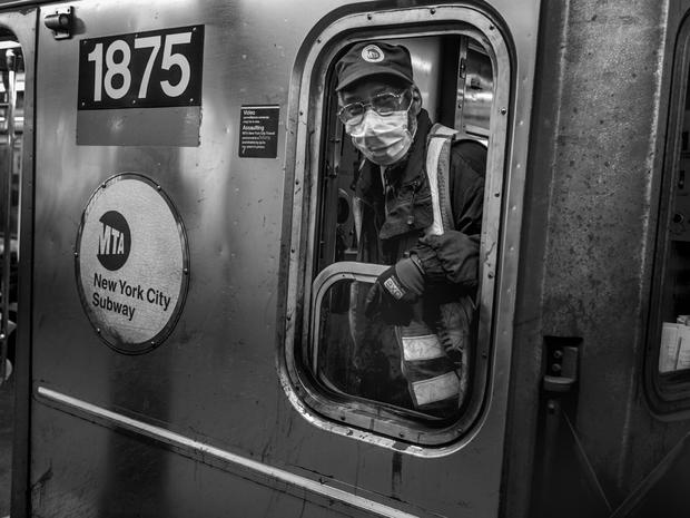 Pandemic: A snapshot of life in New York City