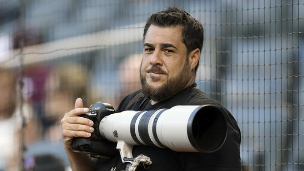 Obit Sports Photographer