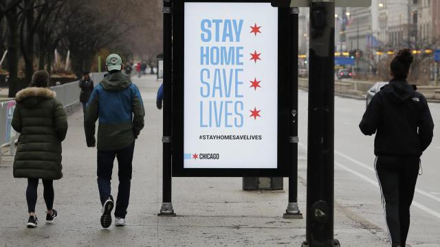 coronavirus Chicago