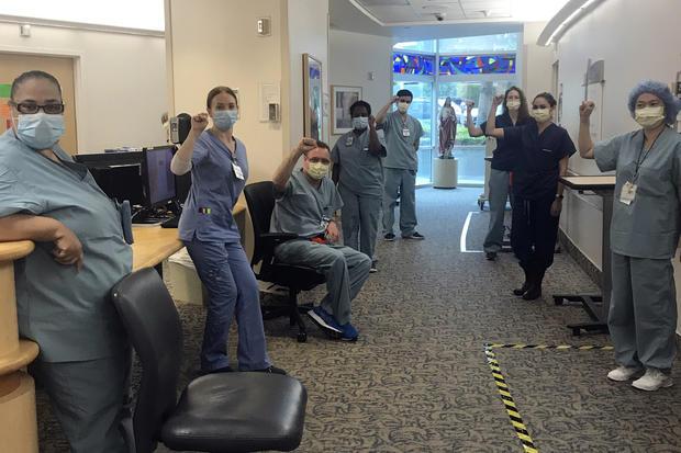Virus Outbreak Nurses Suspended