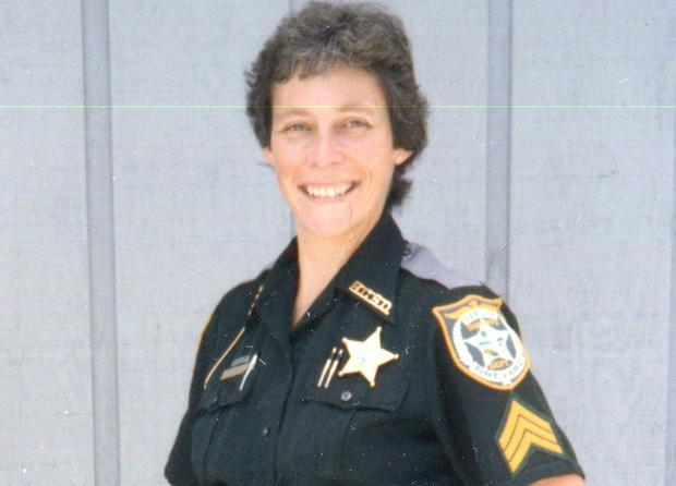 Sgt. Diane Clarke, BCSO