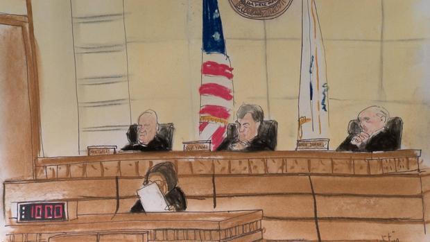 Evidence photos: The case against Crosley Green