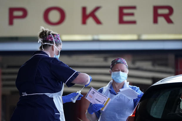 UK In Fifth Week Of Coronavirus Lockdown