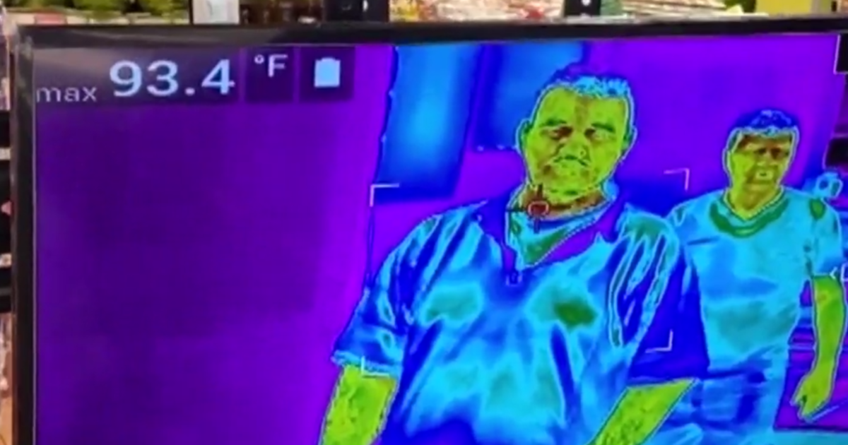Thermal imaging could be used to deny entry into businesses thumbnail