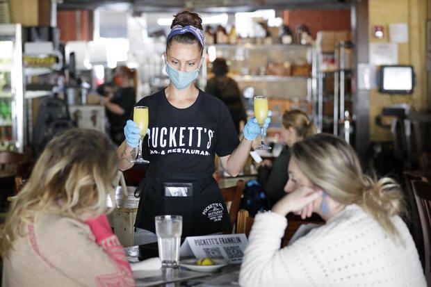 Tennessee reopens — coronavirus outbreak