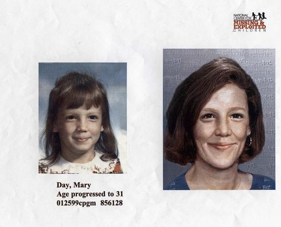 The mysterious disappearance of Mary Day