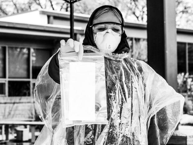 Pandemic: A snapshot of life in Washington, D.C.