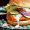 Colorado — Buffalo chicken sandwich
