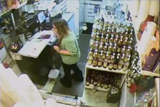 Samantha Koenig surveillance video