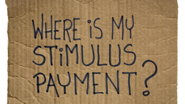 Where is my stimulus payment?