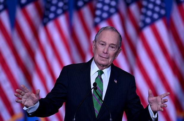 Michael Bloomberg richest
