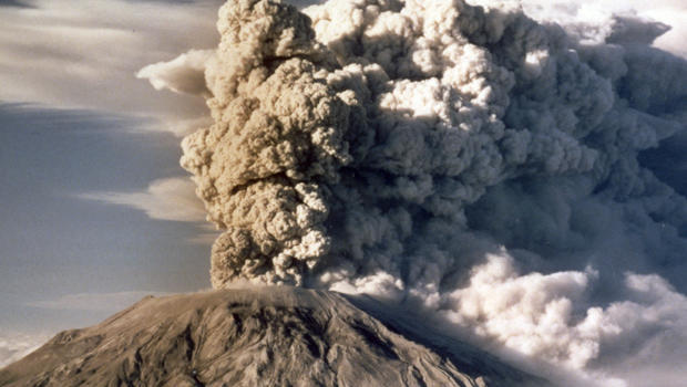 Mount St Helens Anniversary