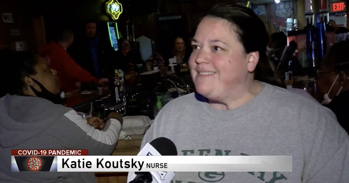 Hospital responds after video shows one of their nurses in a crowded Wisconsin bar without a mask