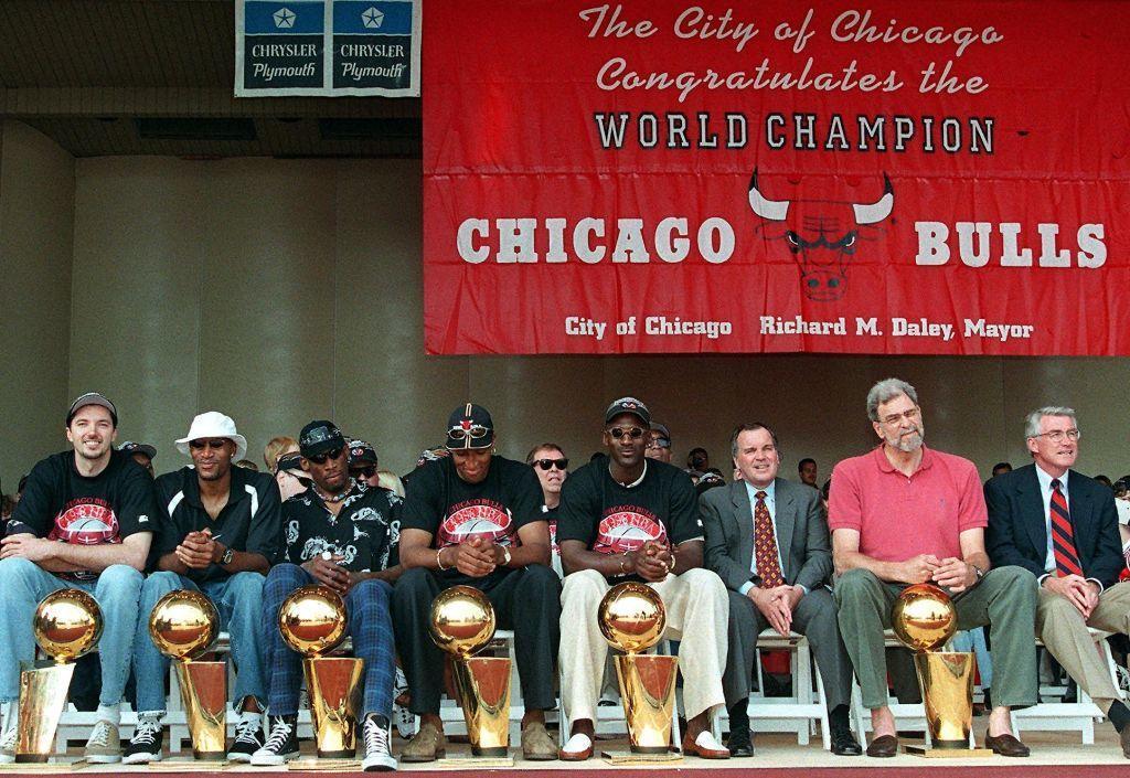 1998 Chicago Bulls