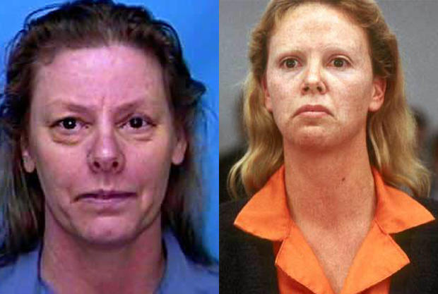 Aileen Wuornos - Charlize Theron