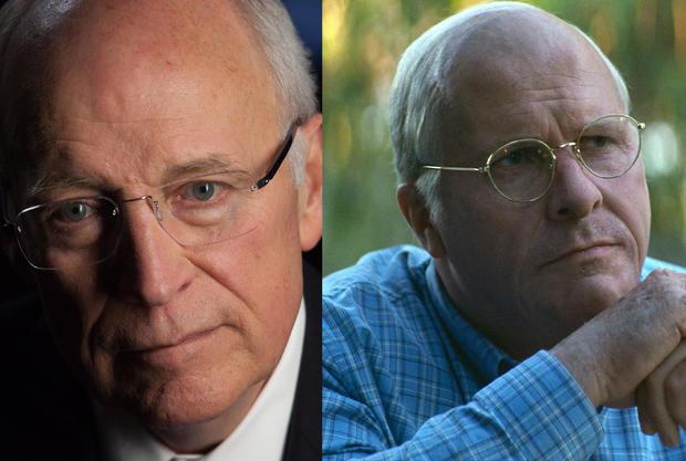 Dick Cheney - Christian Bale