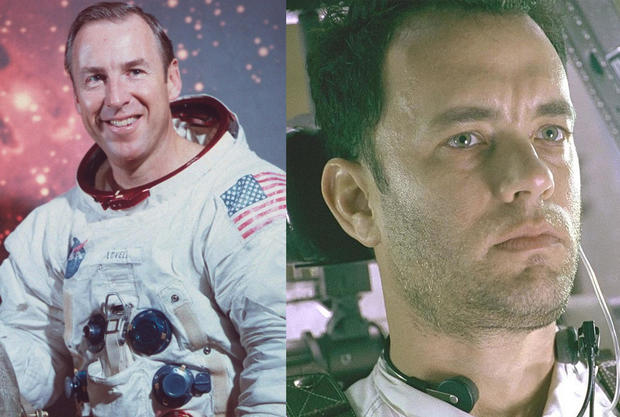 Stars who played real people