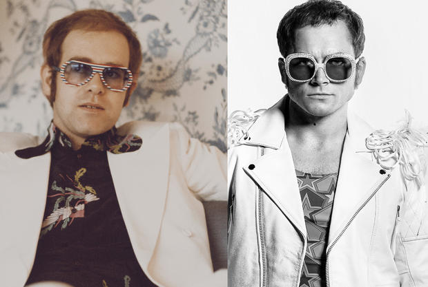 Elton John - Taron Egerton