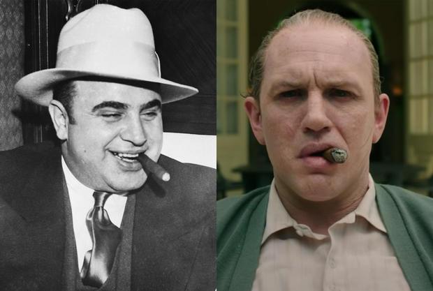 Al Capone - Tom Hardy