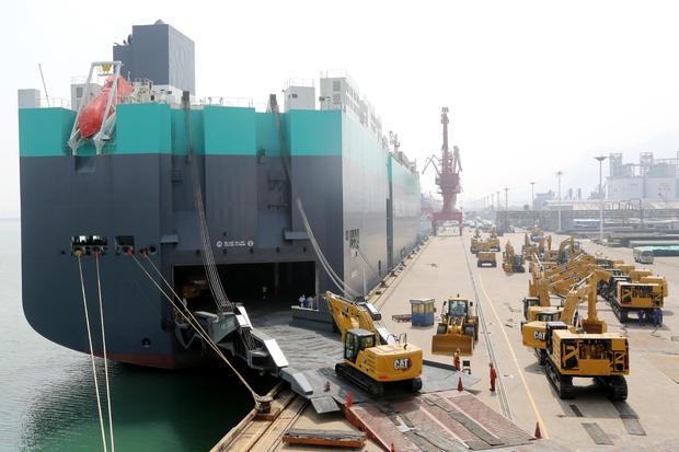 China Vehicles Export