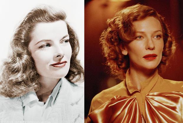 Katharine Hepburn - Cate Blanchett