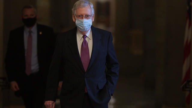 Senate Resumes Hearings After A Pause Due To Coronavirus Pandemic