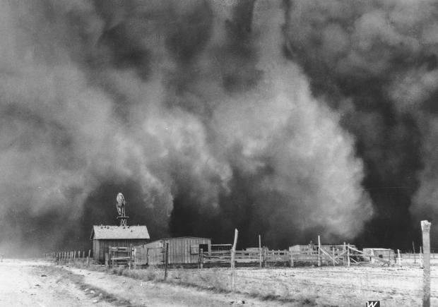 Dust Bowl Tourism