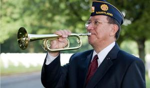 "Thousands participate in Steve Hartman's ""Taps Across America"""