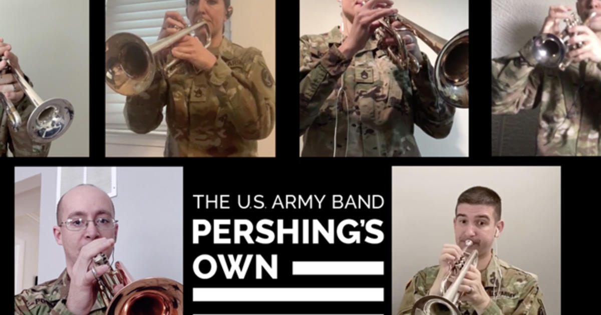 The U.S. Army Band: They're playing our song