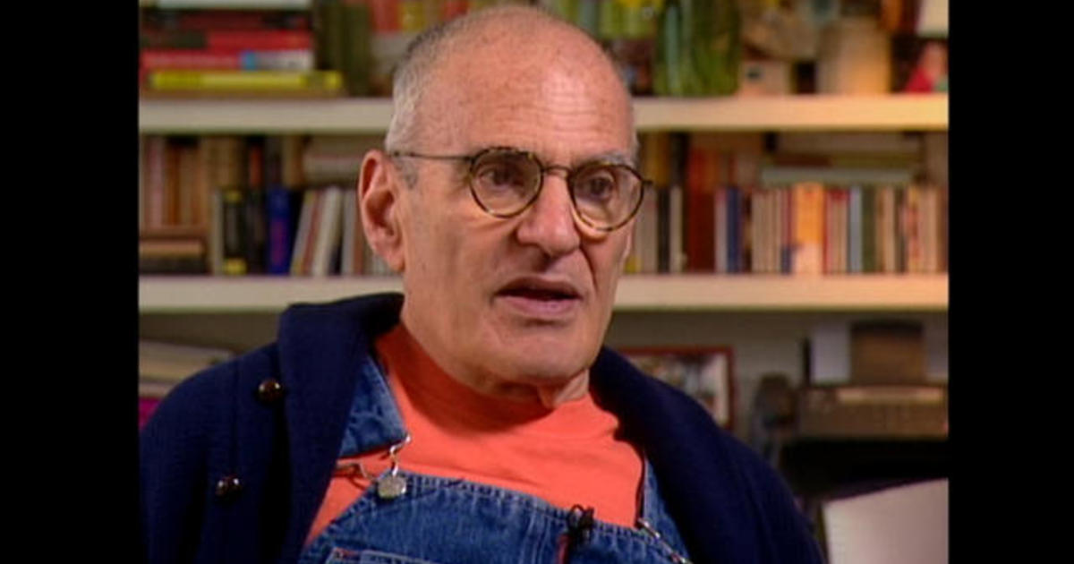 """From 2006: AIDS activist Larry Kramer: """"I wasn't a phony … I fought for life"""""""