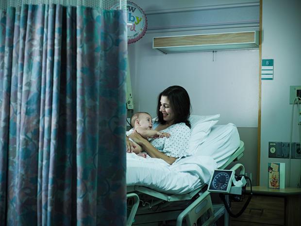 Cost of giving birth in North Dakota