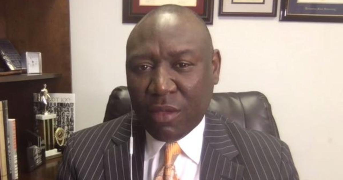 Floyd family attorney Ben Crump on possible charges for officers involved and protests in Minnesota