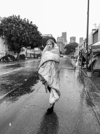 Pandemic: Life on L.A.'s Skid Row
